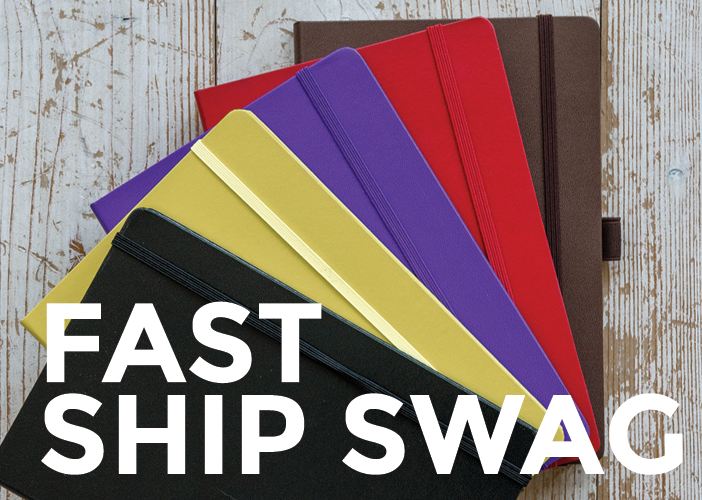 Fast Ship Swag - Products that ship fast!