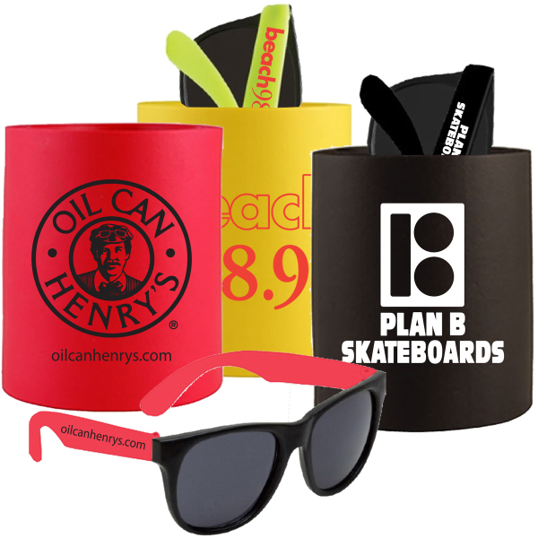 CAN HOLDER SUNGLASSES KIT
