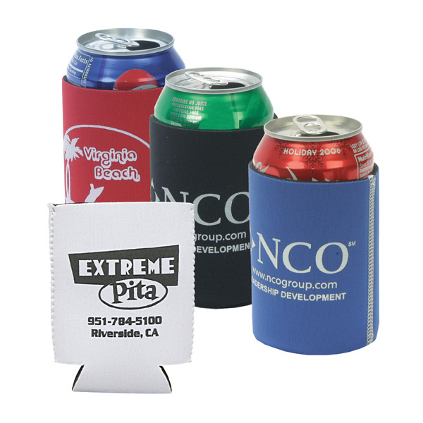 Neoprene Collapsible Can Holder
