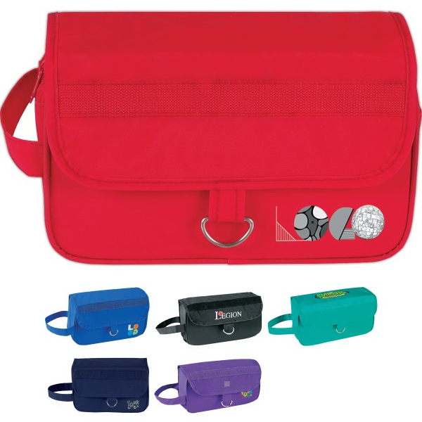 Roll-Up Travel Kit