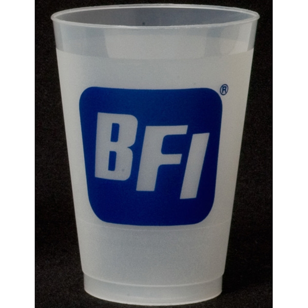 Frosted tumbler - 12 oz