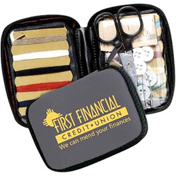 Deluxe Travel Sewing Kit