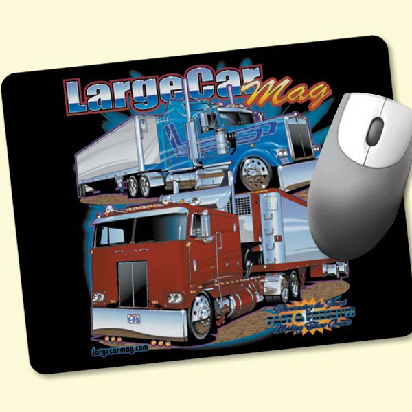 "Origin'L Fabric(R) 7""x9""x1/4"" Antimicrobial Mouse Pad"