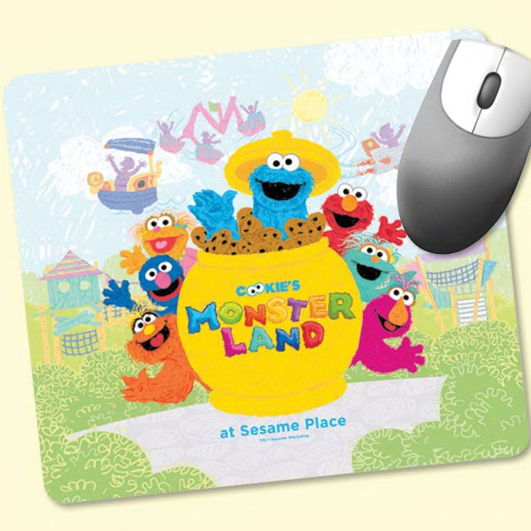 "Origin'L Fabric(R) 7.5""x8.5""x1/8"" Antimicrobial Mouse Pad"