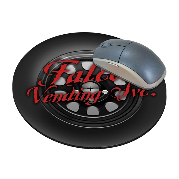 Standard Shape Mousepad - Tire