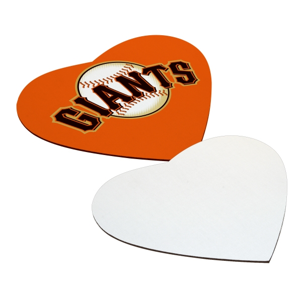 Photo Mouse Pad - 3mm Heart