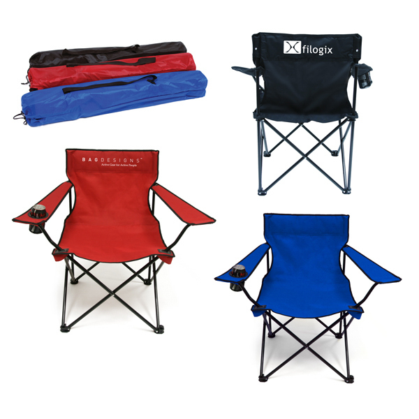 Foldable Chair with Carry Bag