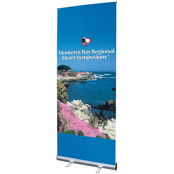 L-Type Banner with Stand & Carrying Bag