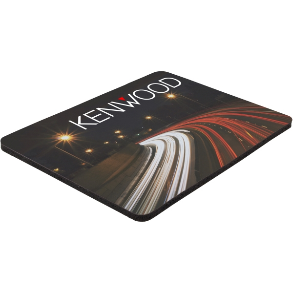 "Full Color Soft Mouse Pad - 6"" x 8"" x 1/8"""