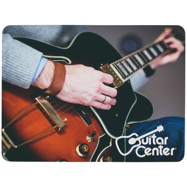 """Full Color Soft Mouse Pad - 6"""" x 8"""" x 1/4"""""""