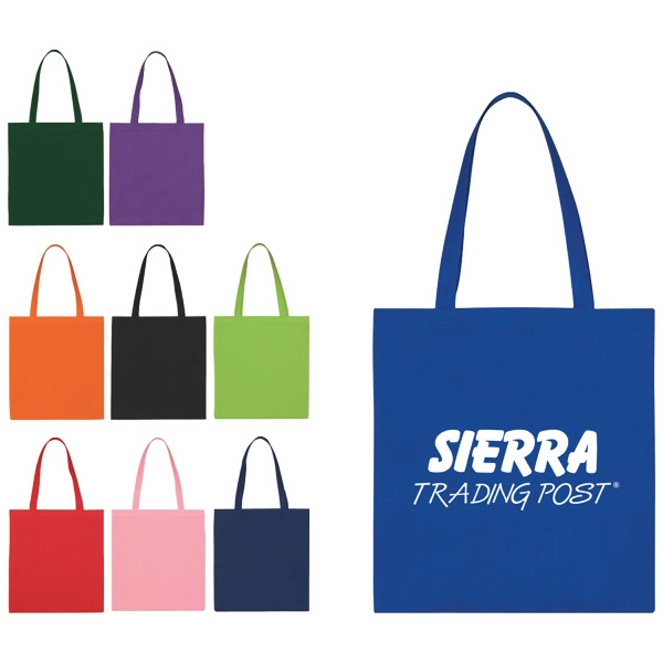 Non-Woven Economy Tote Bag - Shopping Bags