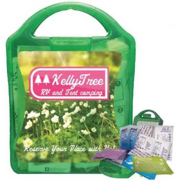 Mini MyKits (TM) - Outdoors First Aid Care Kit