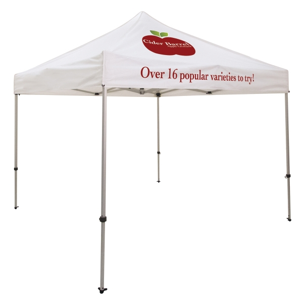 Ultimate 10 x 10 Event Tent Kit (Full-Color,2 Location)