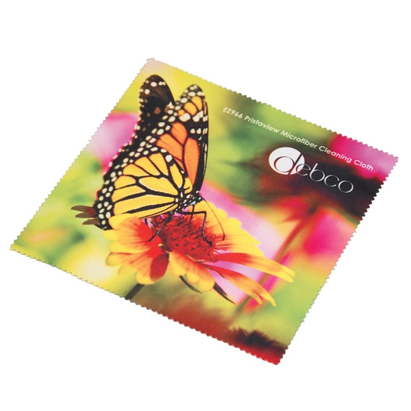 E-Z Import (TM) Microfiber Cleaning Cloth