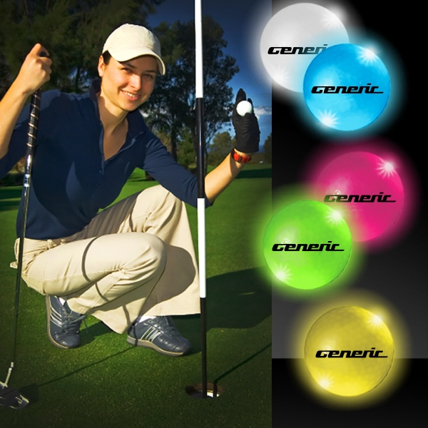 Night Flyer LED Golf Balls