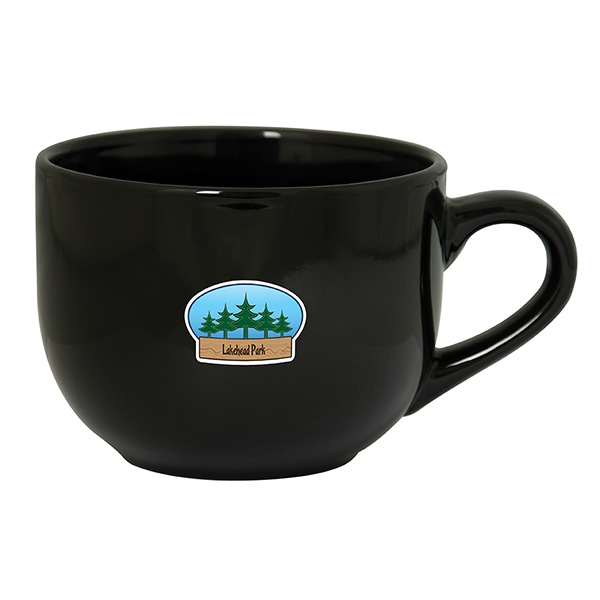POWELL RIVER 450 ML. (15 OZ.) SOUP MUG