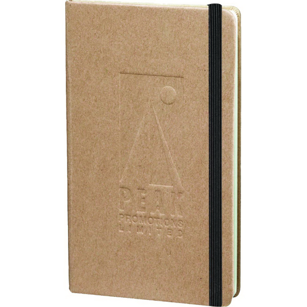 Recycled Ambassador Pocket Bound JournalBook (TM)