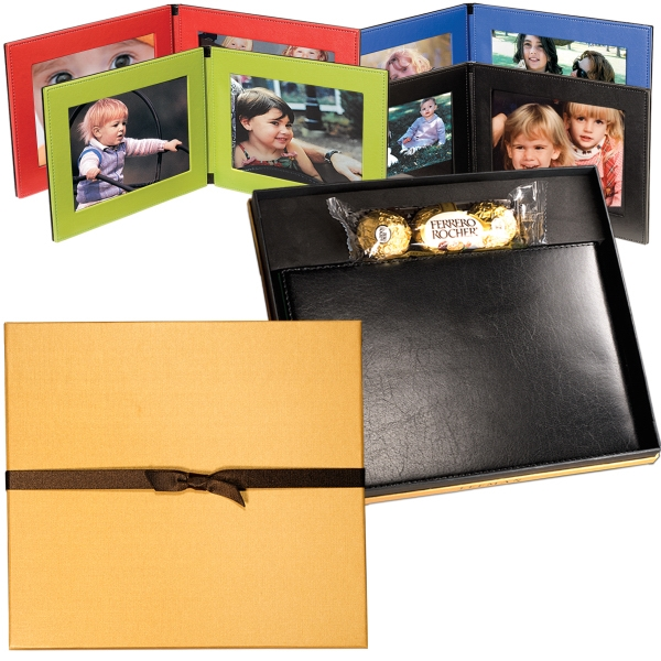 Ferrero Rocher (R) Chocolates & Hampton Photo Frame Gift Set