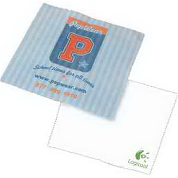 Screened Microfiber Cleaning Cloth