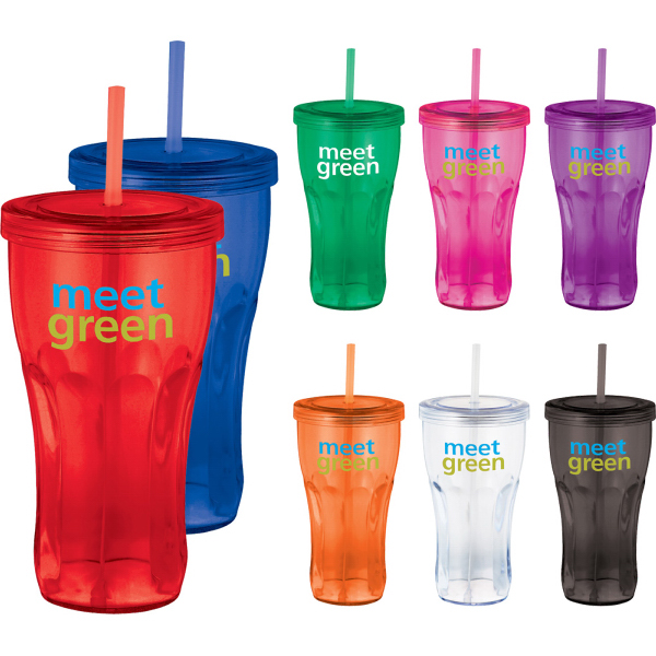 Fountain Soda 24-oz Tumbler