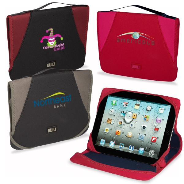 Built (R) Convertible Neoprene Case for iPad (R)
