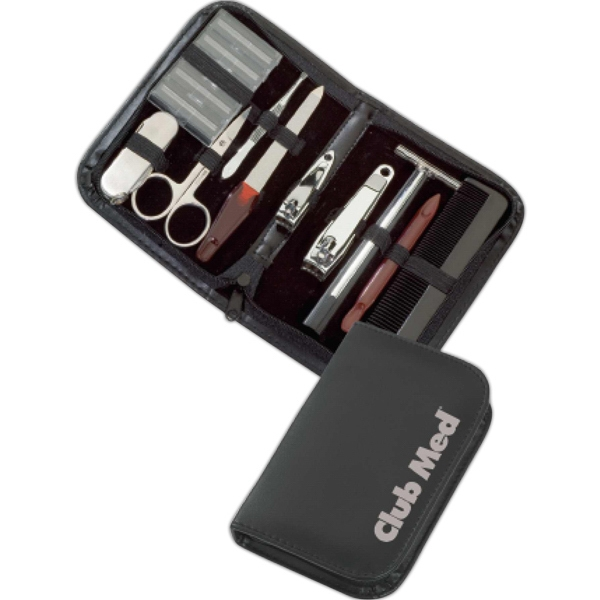 Deluxe Travel Personal Care Kit