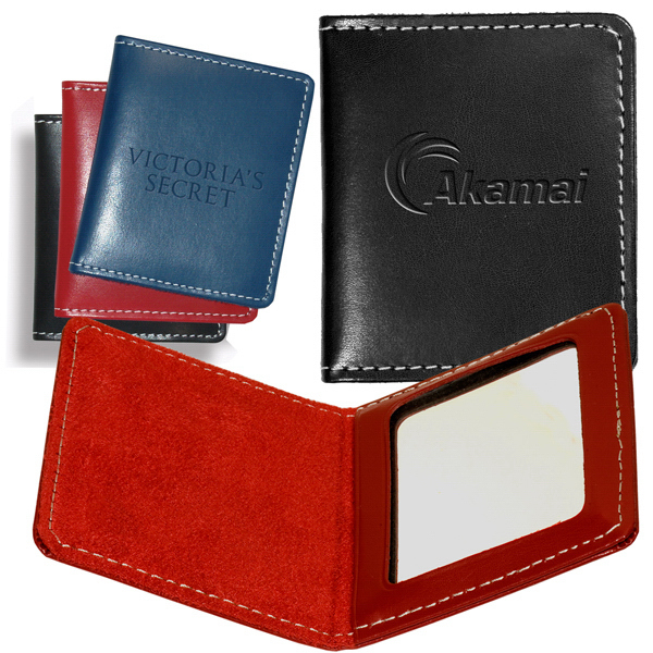 Clearance Diamond District Magnetic Pocket Mirror