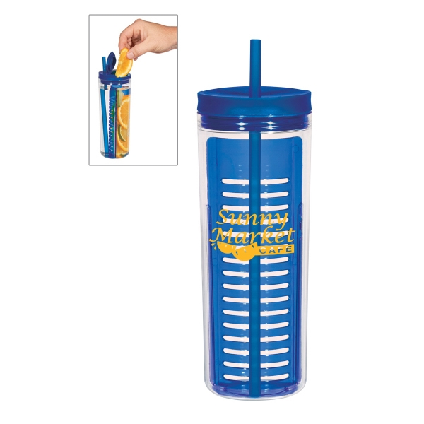 20 oz. Tumbler with Infusion Separator