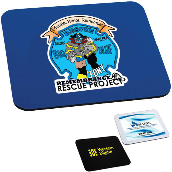 "Rectangle Mouse Pad (1/4"" Thick)"