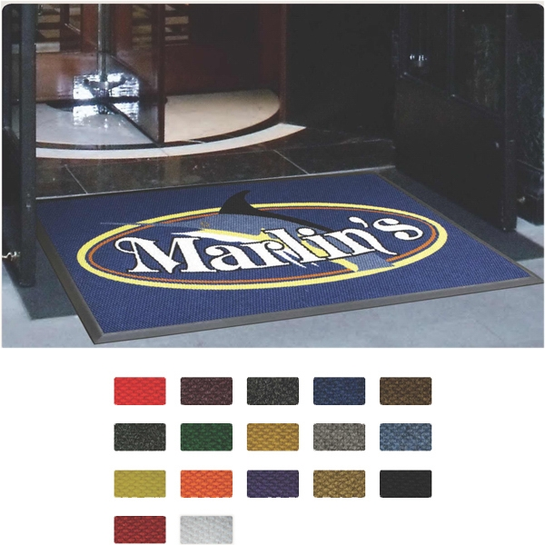 Berber (TM) Logo High Traffic, Indoor and Outdoor Mat