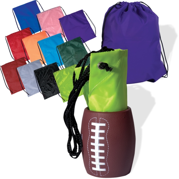 Can Holder Combo Football